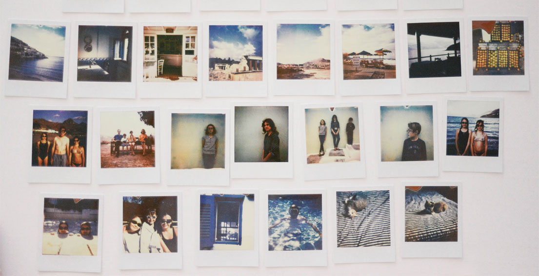 Polaroid Addicted