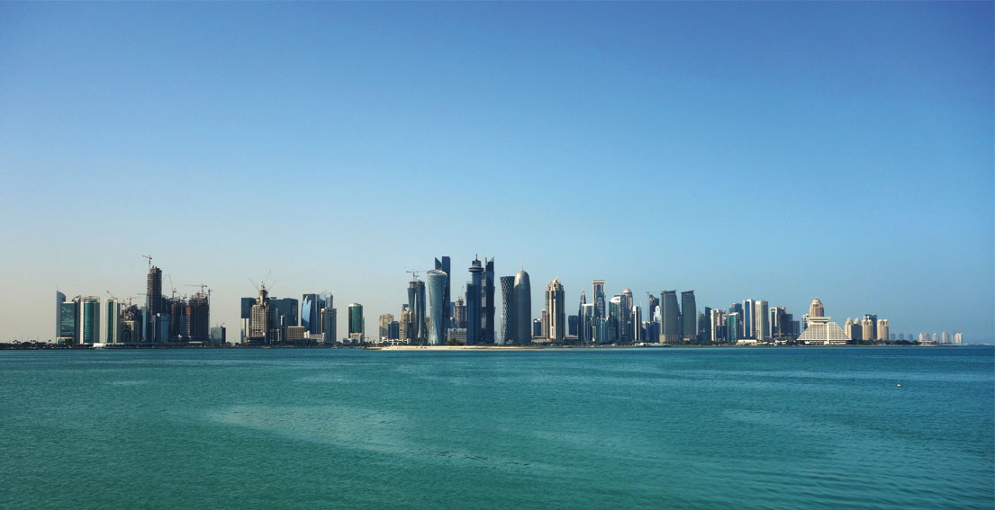 My First Month In Doha