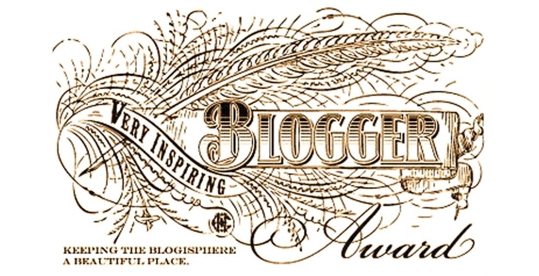 The Inspirational Blogger Award