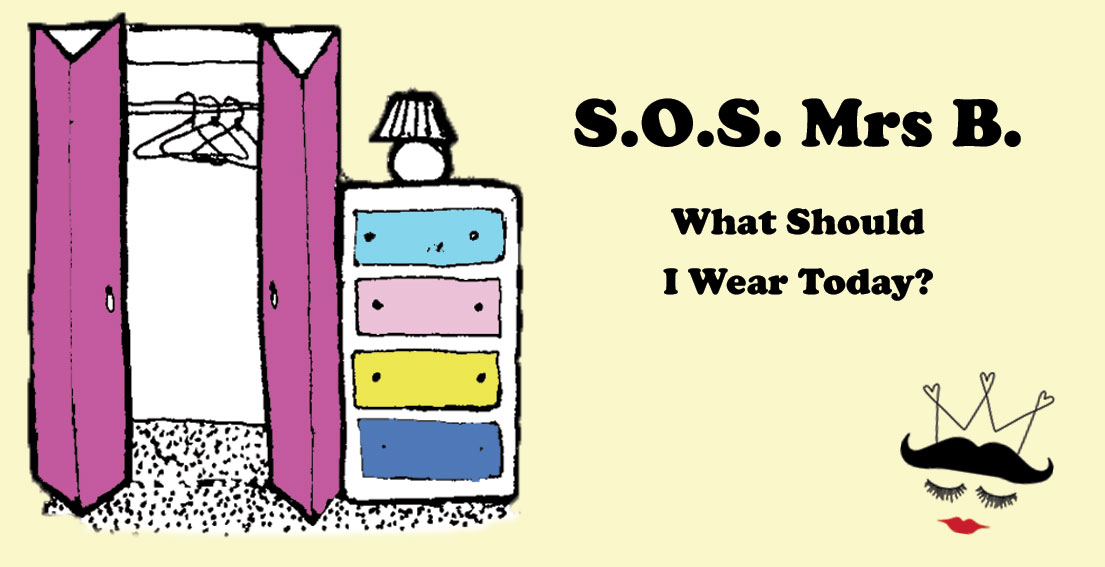 S.O.S. Mrs B. – Denim Shirt