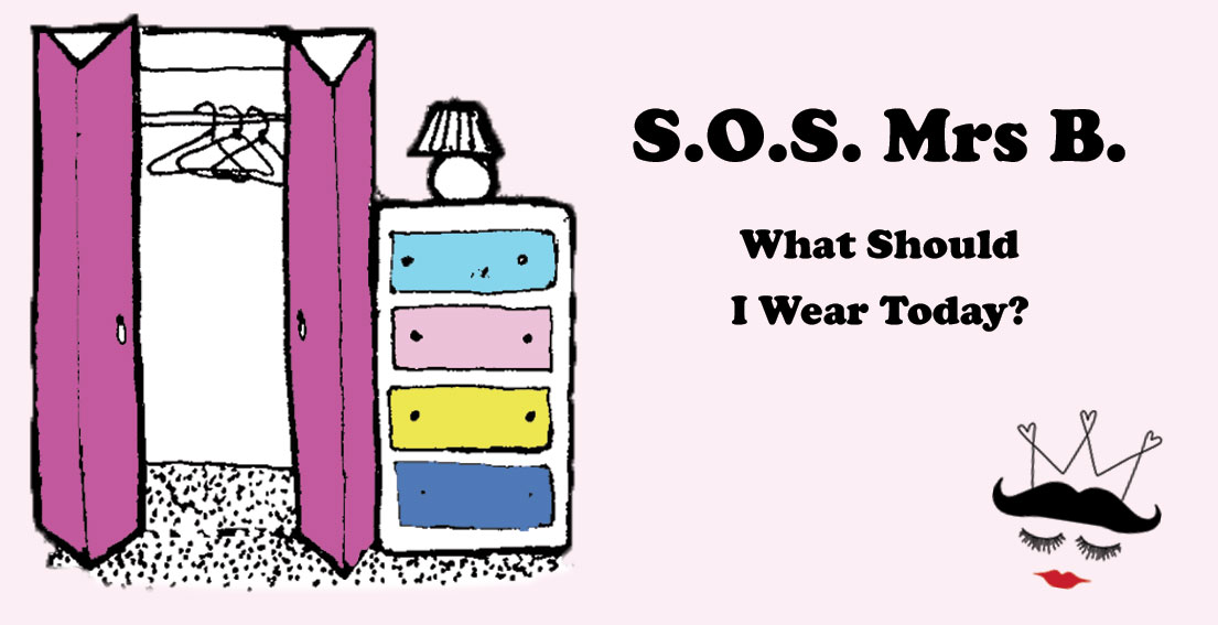 S.O.S. Mrs B. – Bridesmaid
