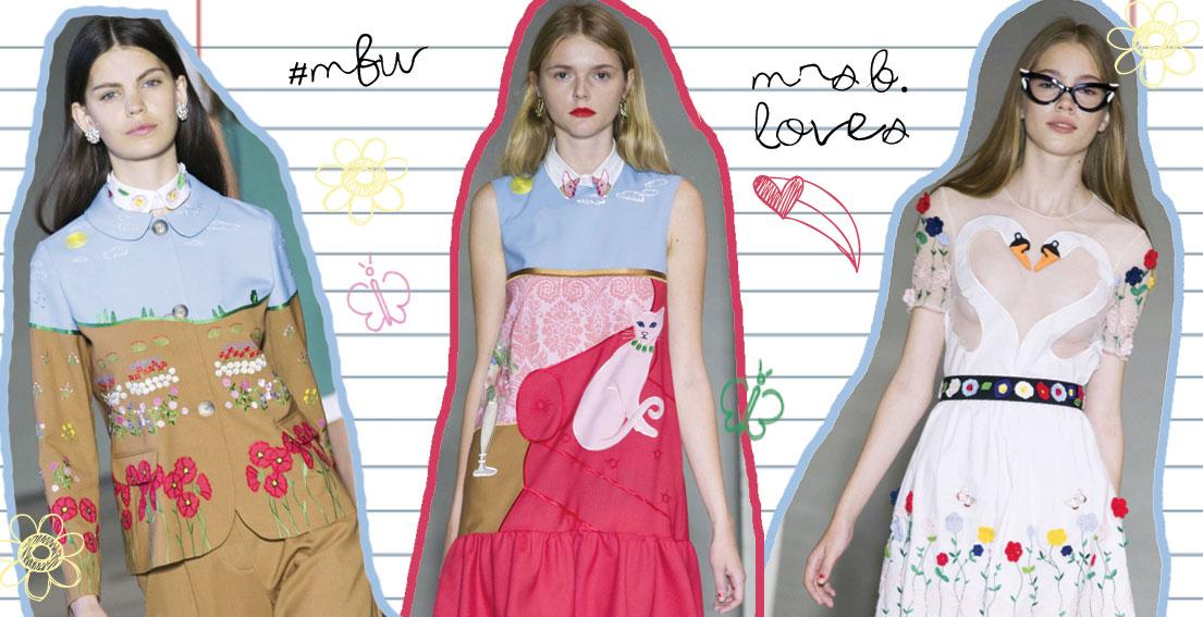 Milan Fashion Week – Vivetta SS16