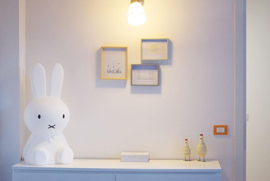 Bonjour Chiara - Miffy Lamp