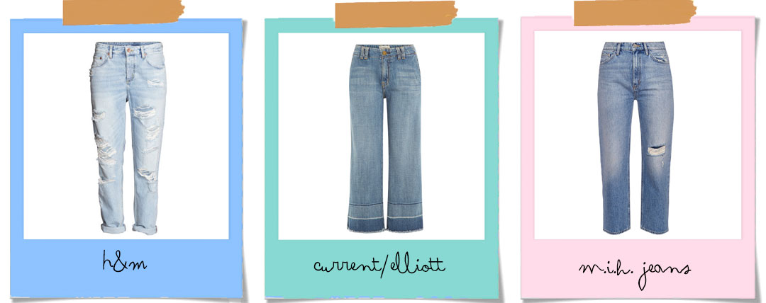 How To Wear Cropped, Wide Leg Jeans - www.bonjourchiara.com