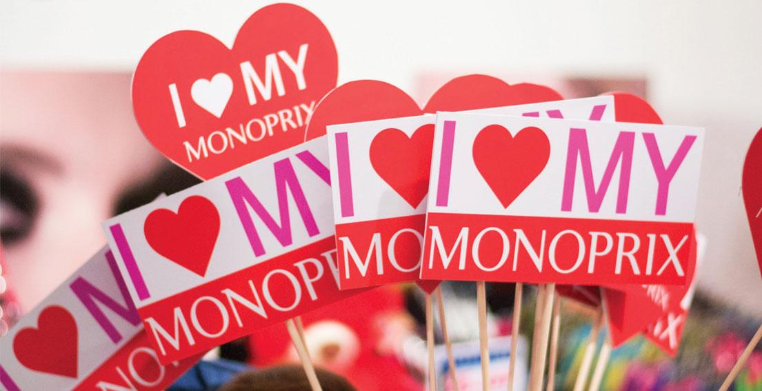 I Love My Monoprix