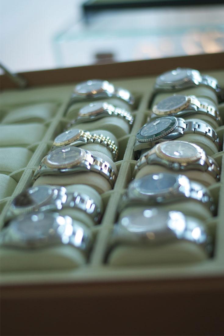 Qatar Masters: Rolex Chalet - www.bonjourchiara.com