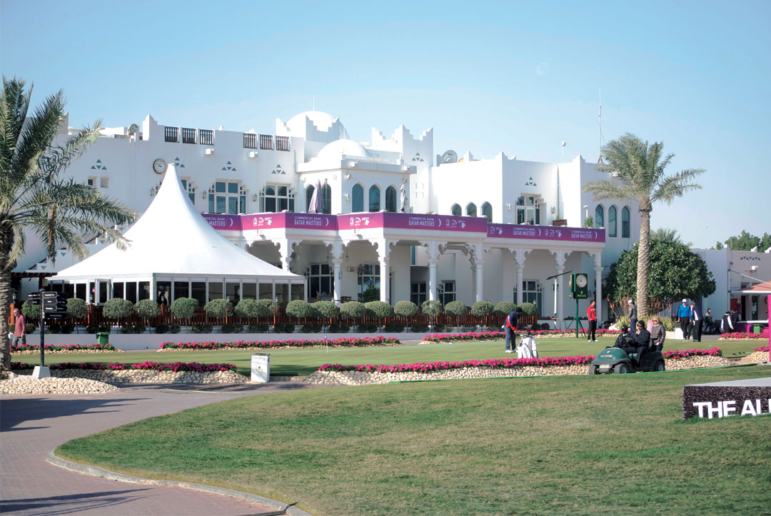 Qatar Masters: Doha Golf Club - www.bonjourchiara.com