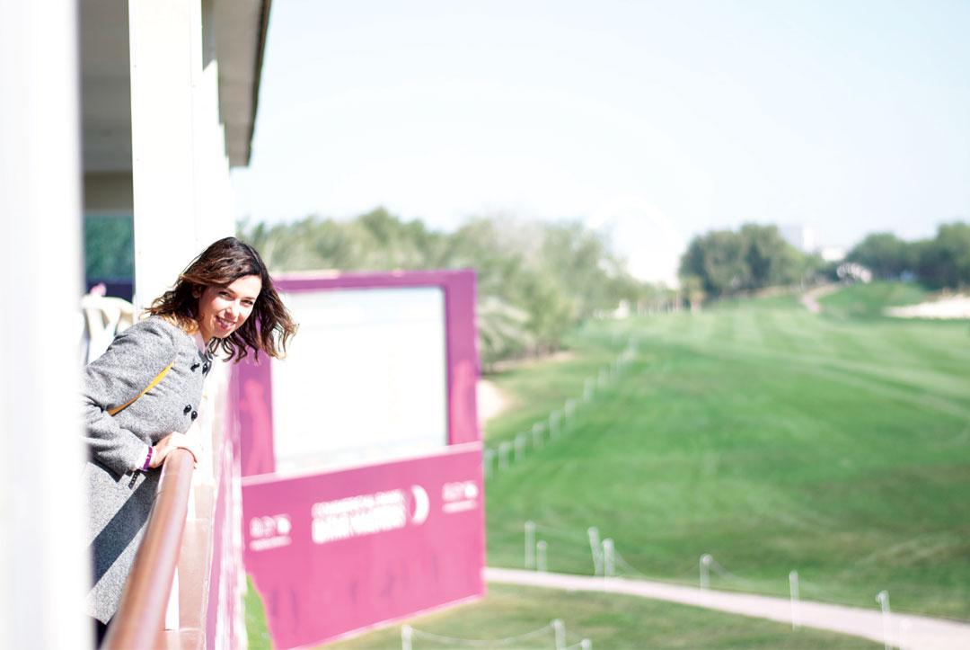 Qatar Masters: Zara Coat - www.bonjourchiara.com