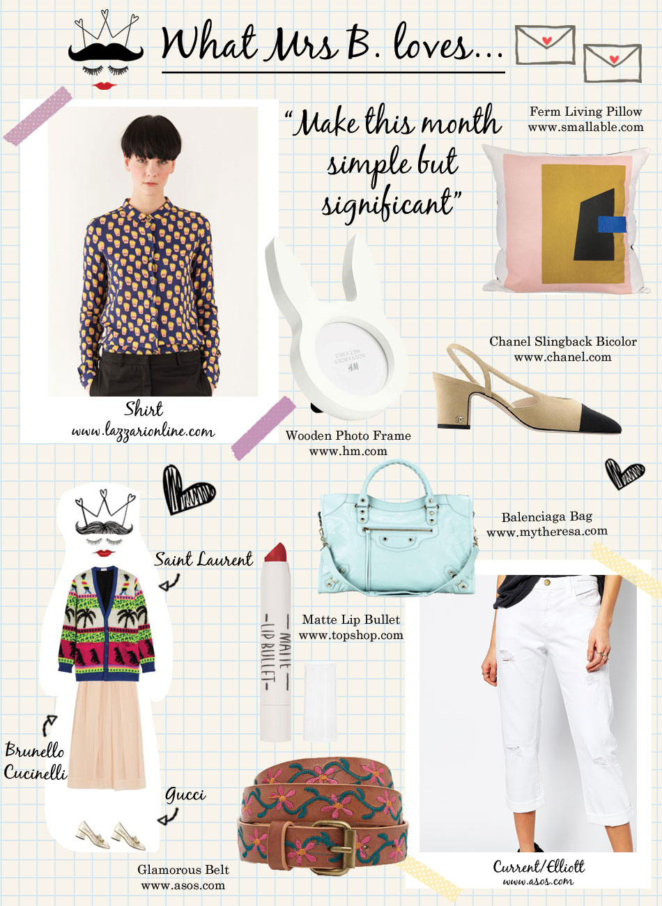WISHLIST: THE 8 COOLEST THINGS TO BUY THIS MONTH - www.bonjourchiara.com