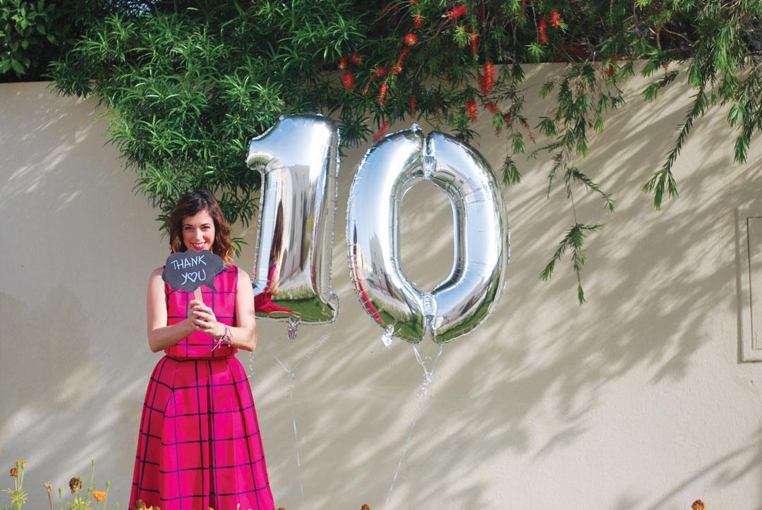 10K FOLLOWERS ON INSTAGRAM (@bonjourchiara) - THANKS!! - www.bonjourchiara.com