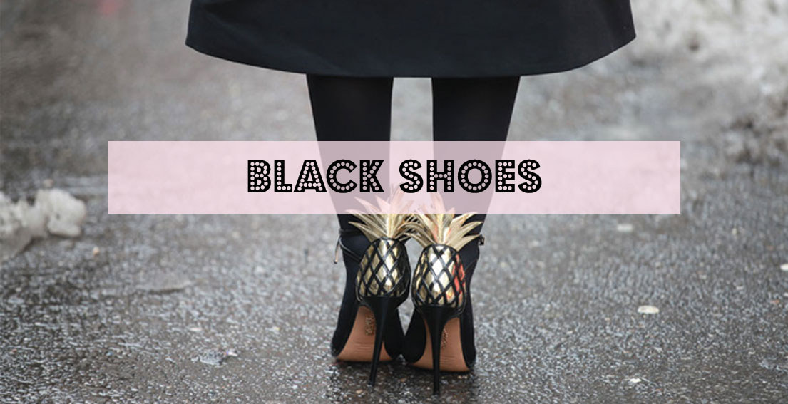 From street style: these black shoes are officially about to go boom - www.bonjourchiara.com