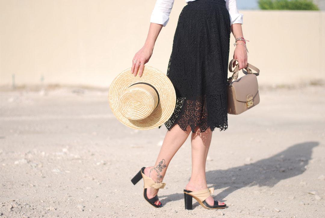 Furla Metropolis Bag & Celine Hat & Chloé Shoes - www.bonjourchiara.com