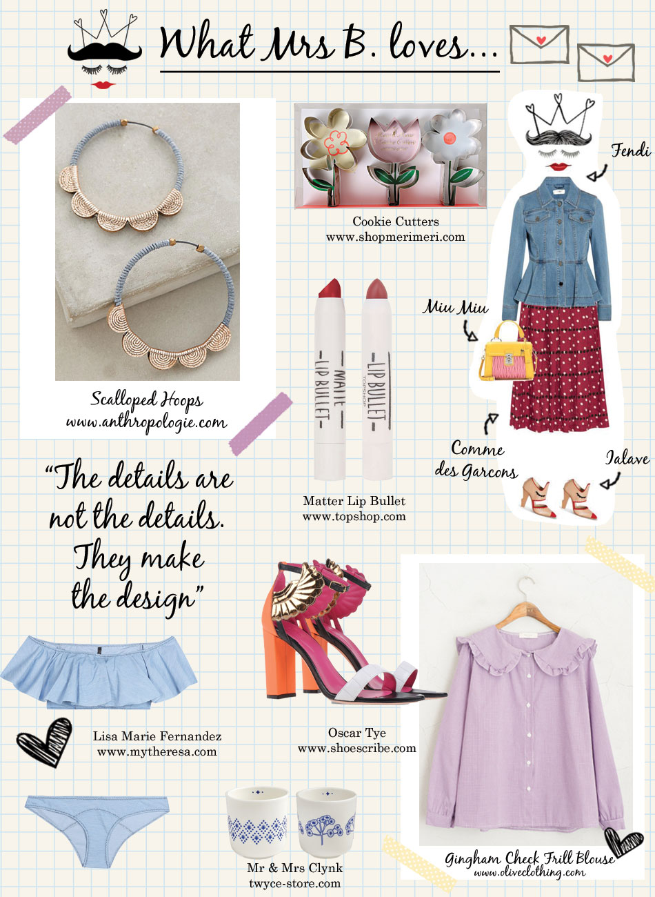 Mrs B.'s picks: the coolest things to buy in April - www.bonjourchiara.com