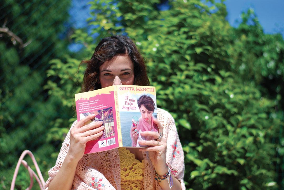 Bonjour Chiara reads: Greta Menchi Il Mio Libro Sbagliato -www.bonjourchiara.com