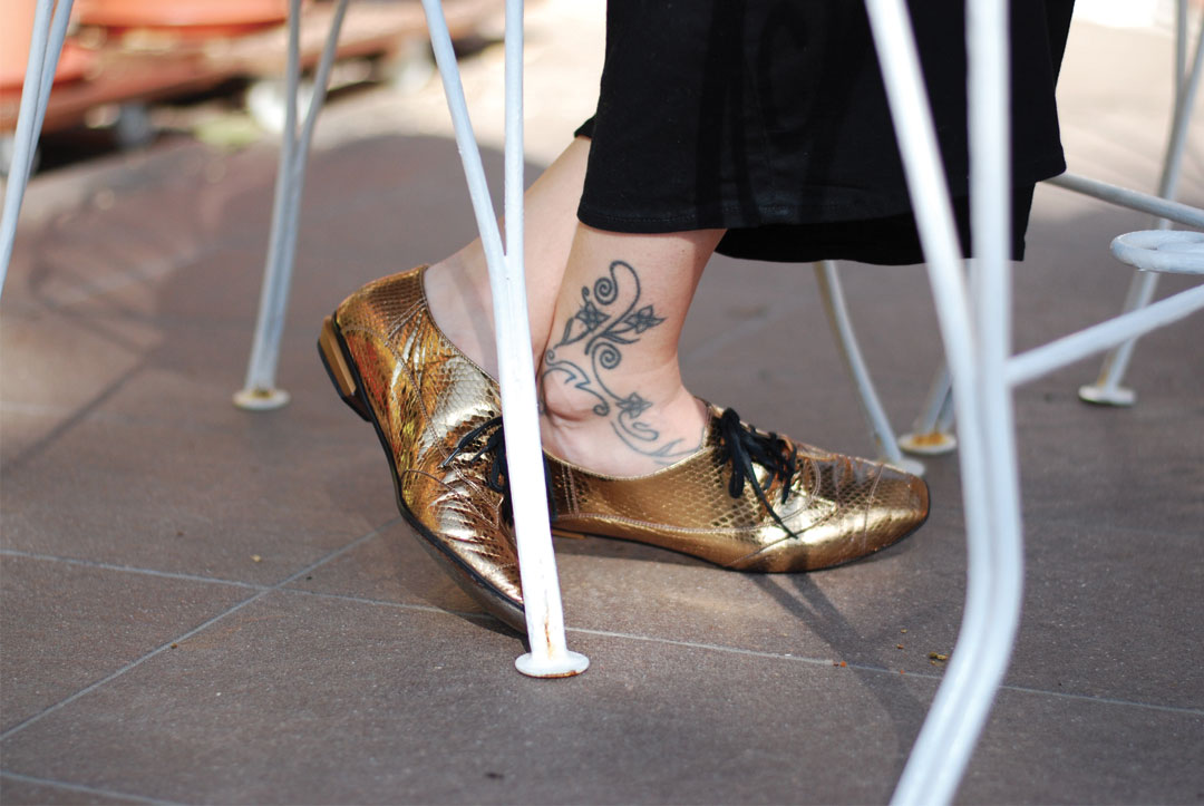 Bonjour Chiara: Golden Goose wo-man shoes - www.bonjourchiara.com