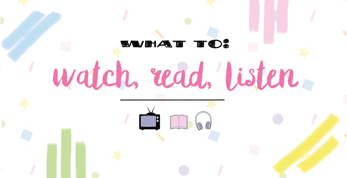 Bonjour Chiara: watching, listening, reading - www.bonjourchiara.com