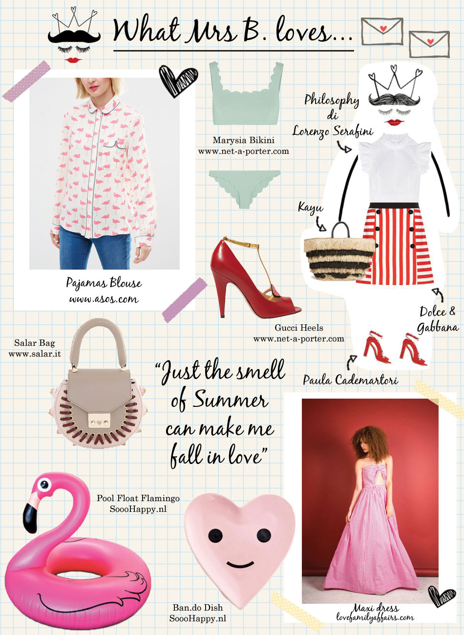 Mrs B's picks - The coolest things to buy in April. www.bonjourchiara.com