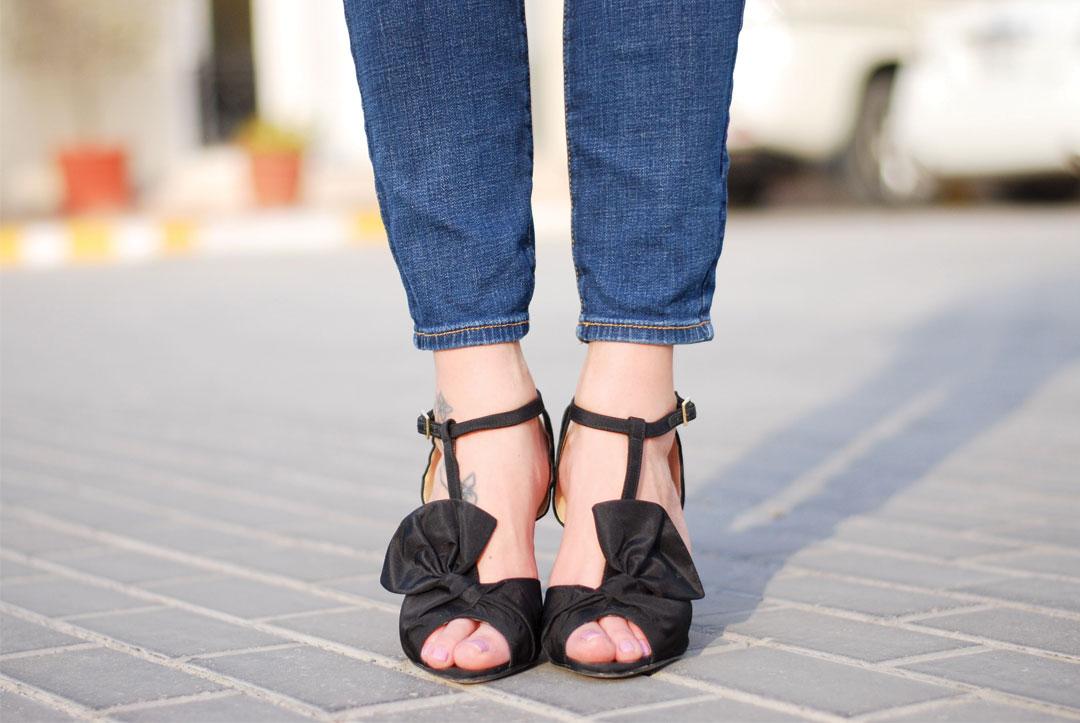 Bonjour Chiara Wears // Charlotte Olympia shoes - www.bonjourchiara.com