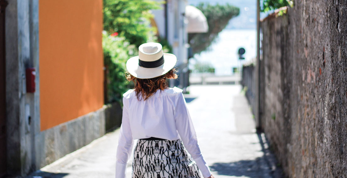 Bonjour Chiara: One day in Verbania, Lago Maggiore / Holiday Look - www.bonjourchiara.com