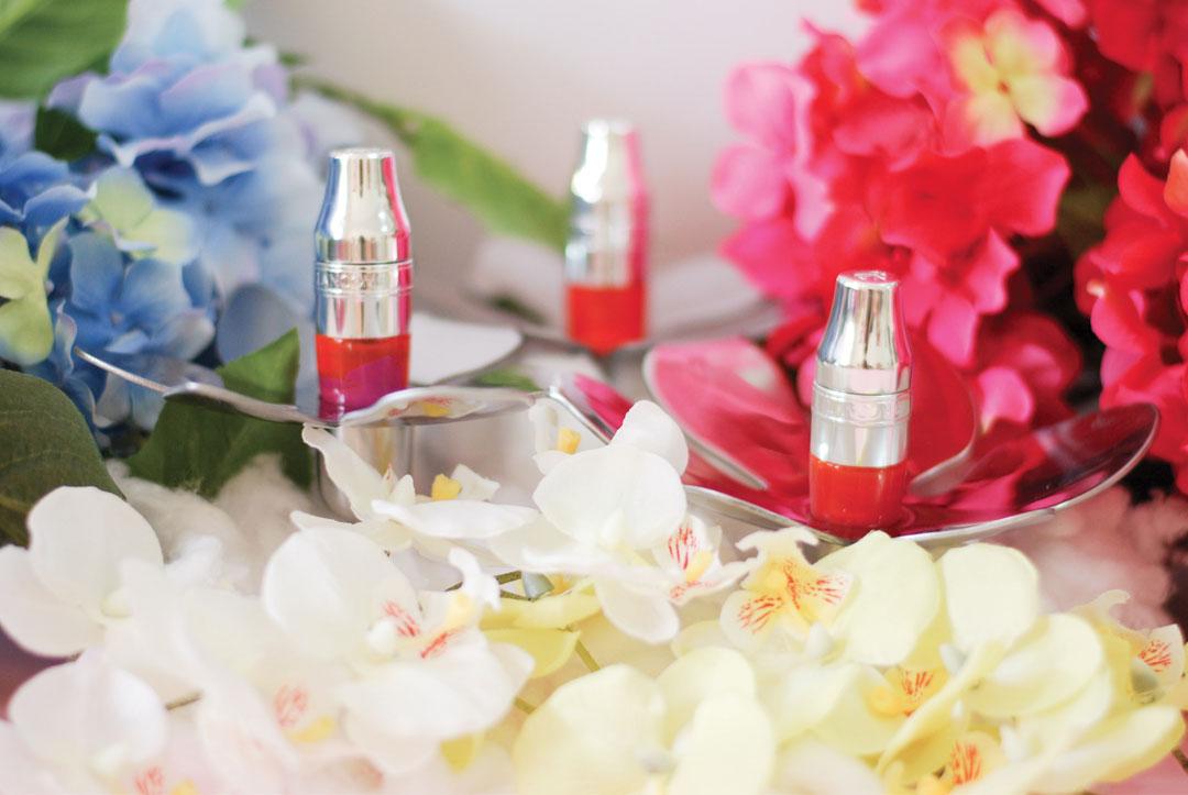 Bonjour Chiara Beauty // Juicy Shaker Lipsticks by Lancome - www.bonjourchiara.com