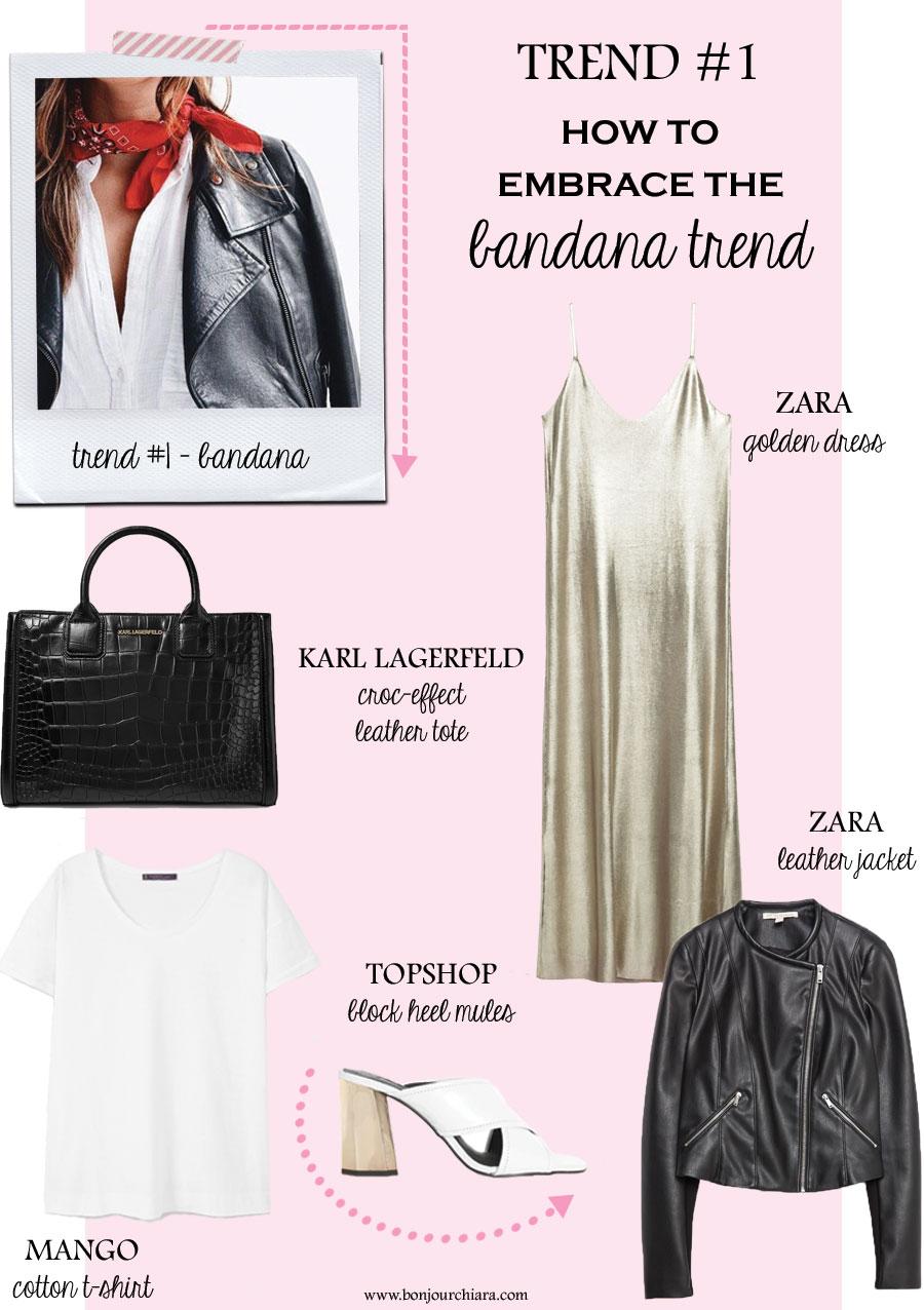 Bonjour Chiara Loves // How To Embrace The Bandana Trend - www.bonjourchiara.com
