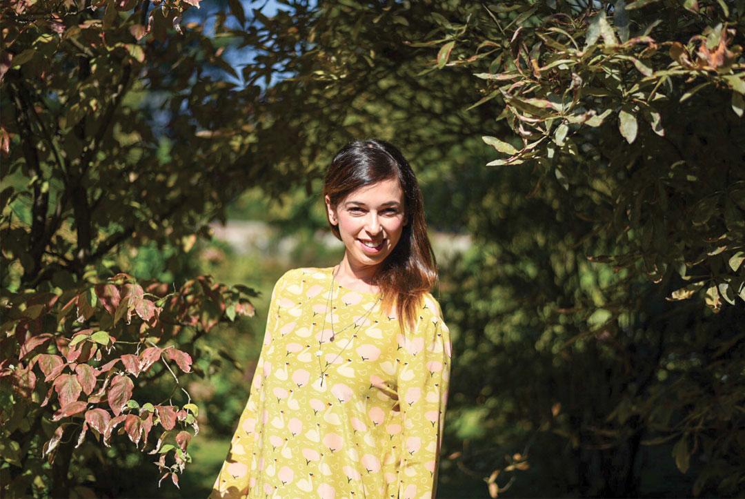 Bonjour Chiara Wears // Lazzari + Anna Kovecses dress - www.bonjourchiara.com