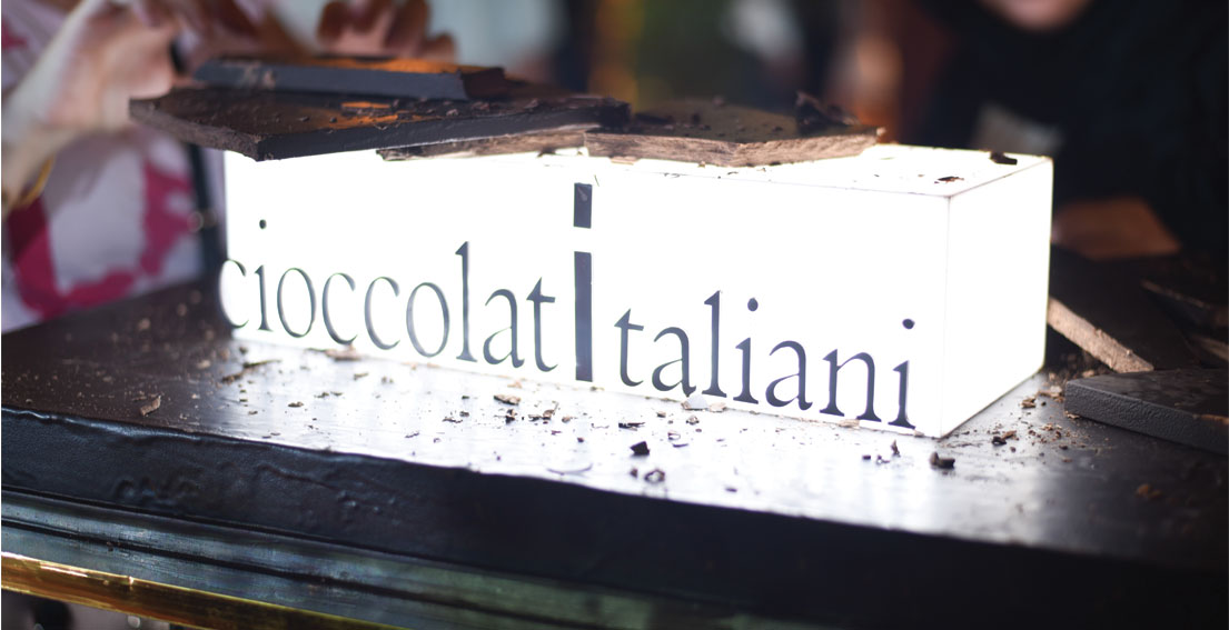 Bonjour Chiara Loves // Italian Icecream at Cioccolati Italiani which is finally available in Qatar at Lagoona Mall