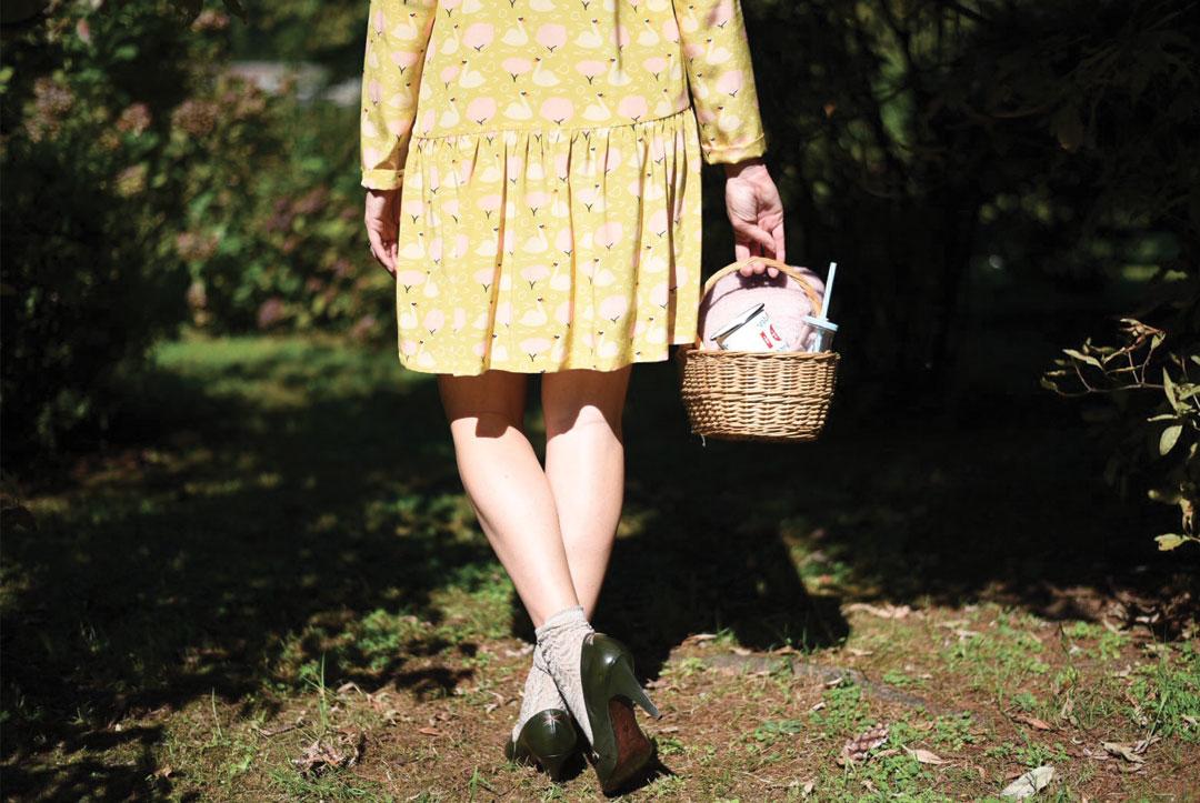 Bonjour Chiara Wears // Anna Kovecses x Lazzari dress - www.bonjourchiara.com