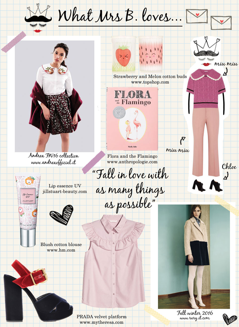 Bonjour Chiara Loves // 8 Things To Buy On August - www.bonjourchiara.com