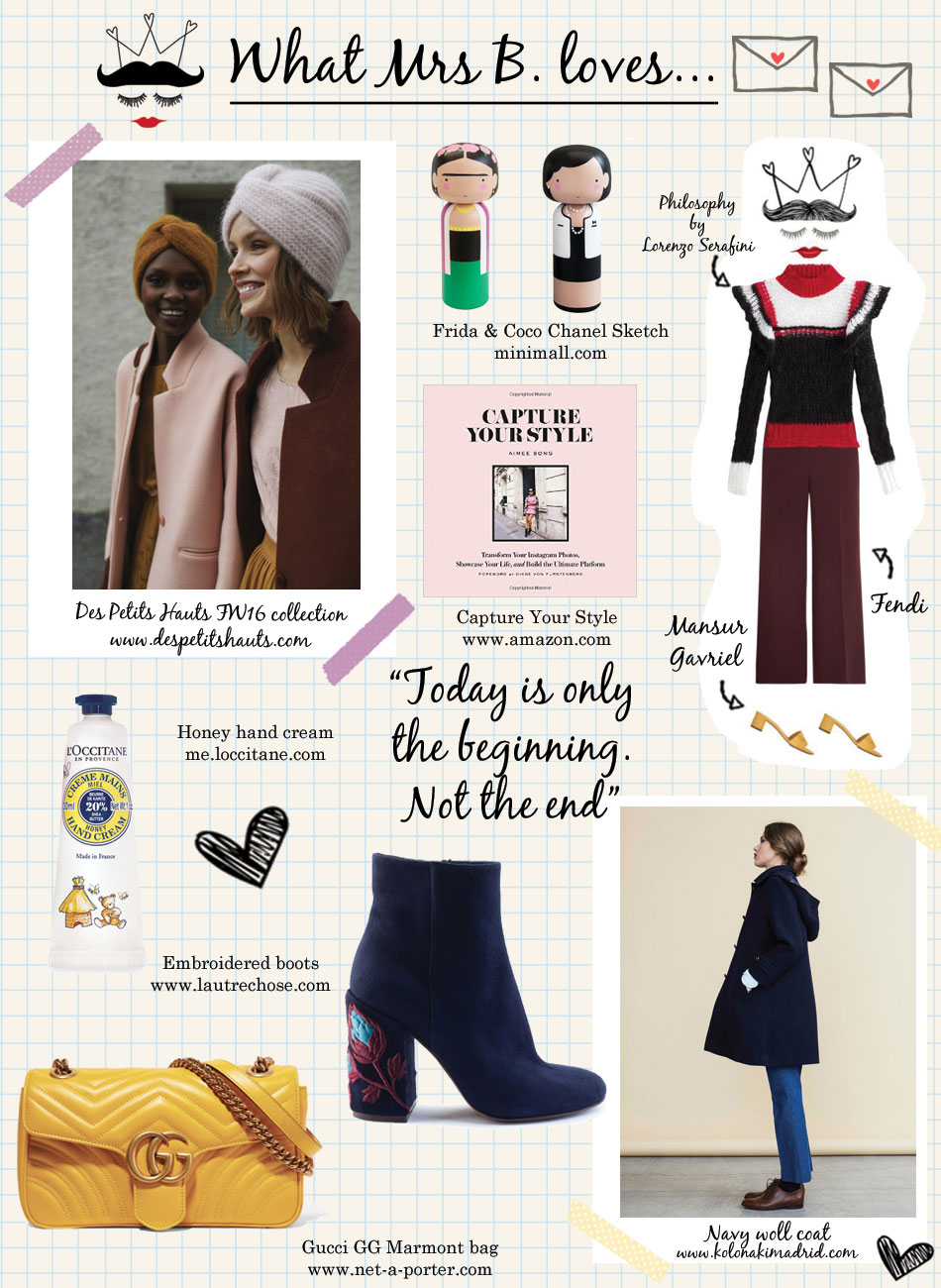 Bonjour Chiara Loves // 8 Things To Buy On November - www.bonjourchiara.com