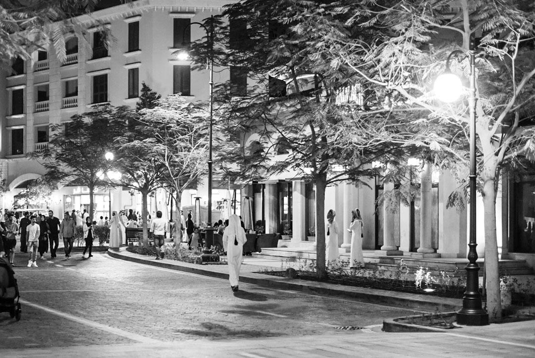 Bonjour Chiara Loves // Medina Centrale at The Pearl Qatar www.bonjourchiara.com