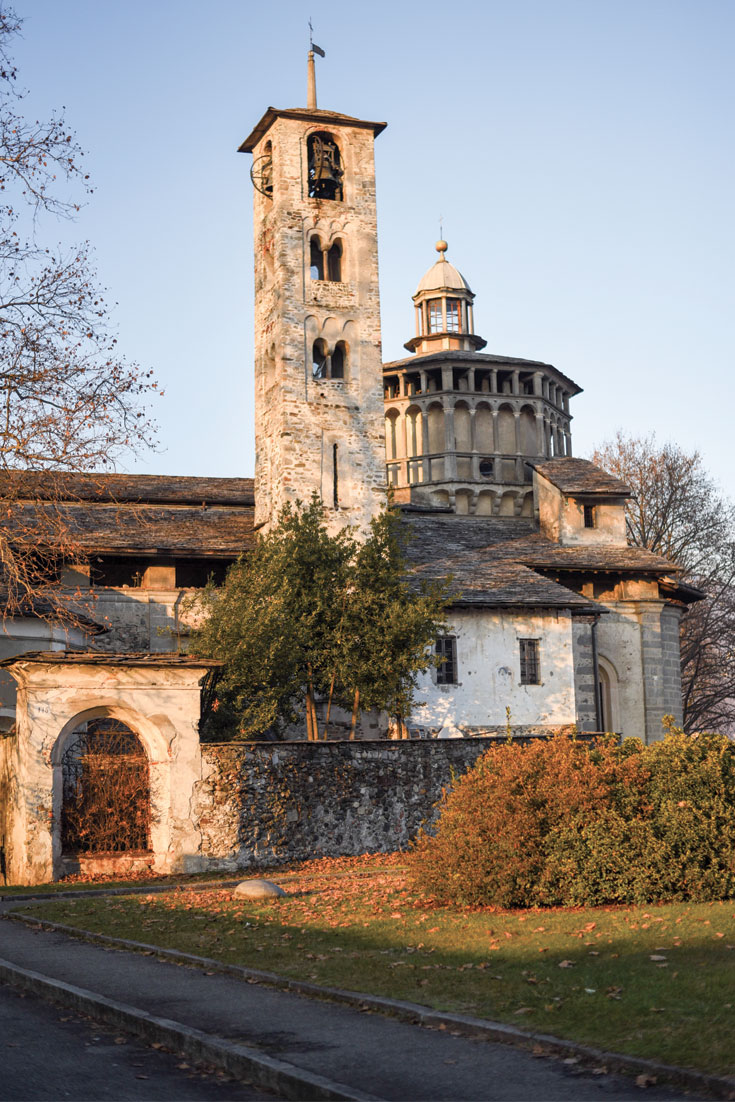Madonna di Campagna, Verbania - Lago Maggiore Italy