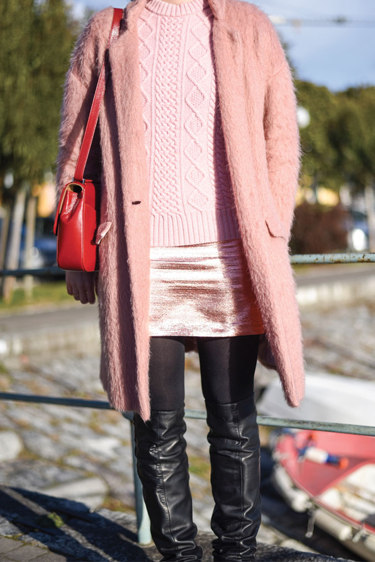 Bonjour Chiara Wears // My Secret To Looking Chic In The Cold www.bonjourchiara.com