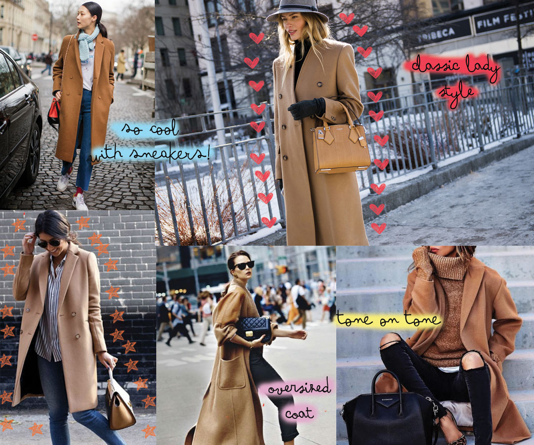 Trend Alert // The best coats to buy now and how to wear them: camel coat www.bonjourchiara.com