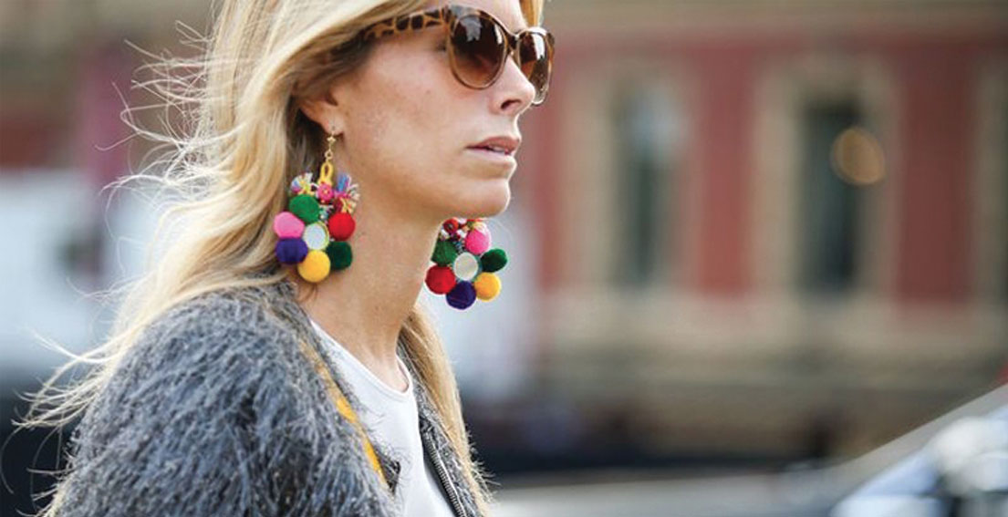 Bonjour Chiara Loves // Statement Earrings: 5 brands you should know