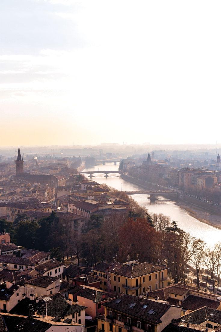 Bonjour Chiara Travels // Verona, Italy