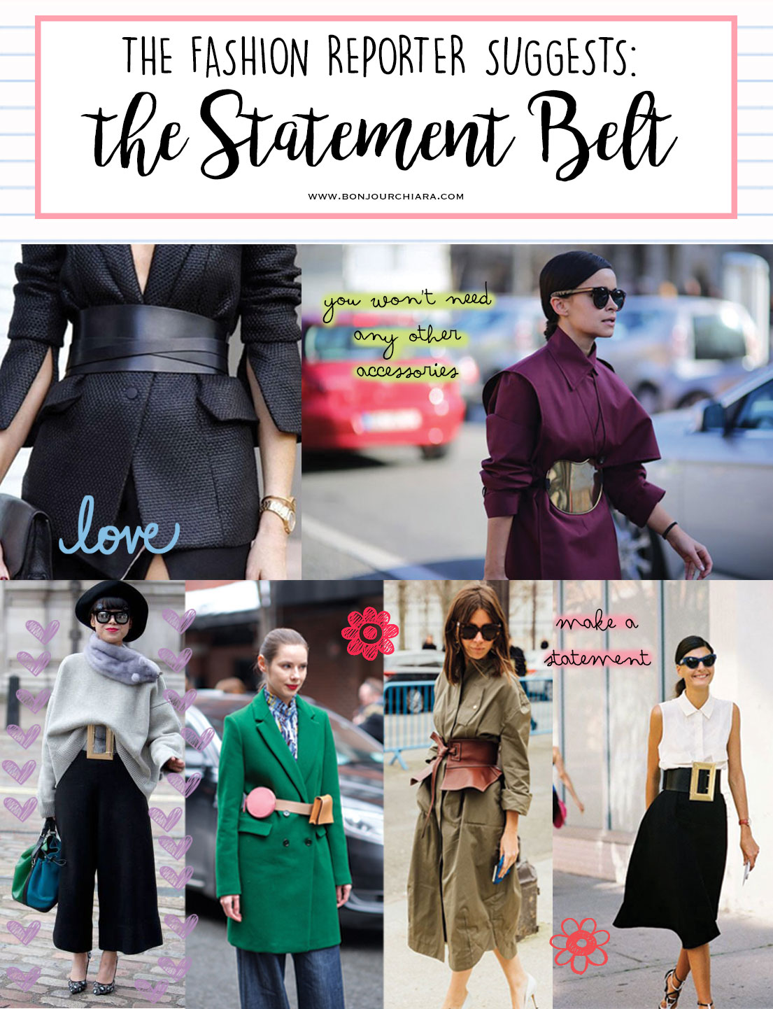 Must Have: The Statement Belt