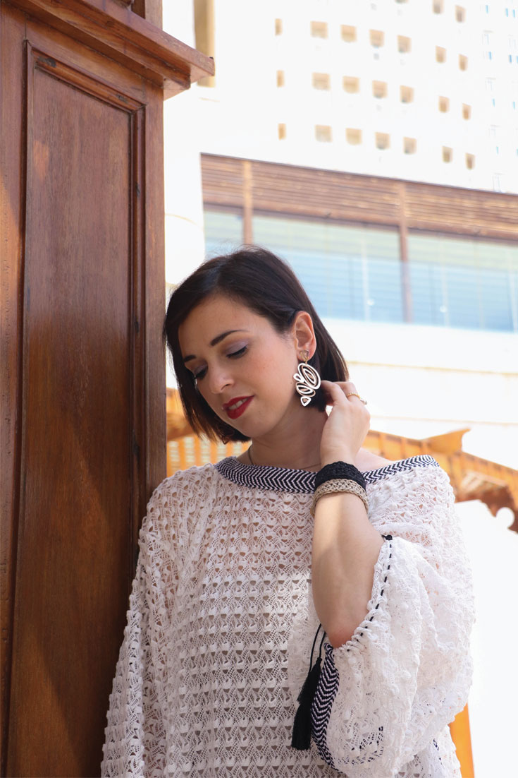 Bonjour Chiara Wears // What To Pack For A Getaway: Riad Dama