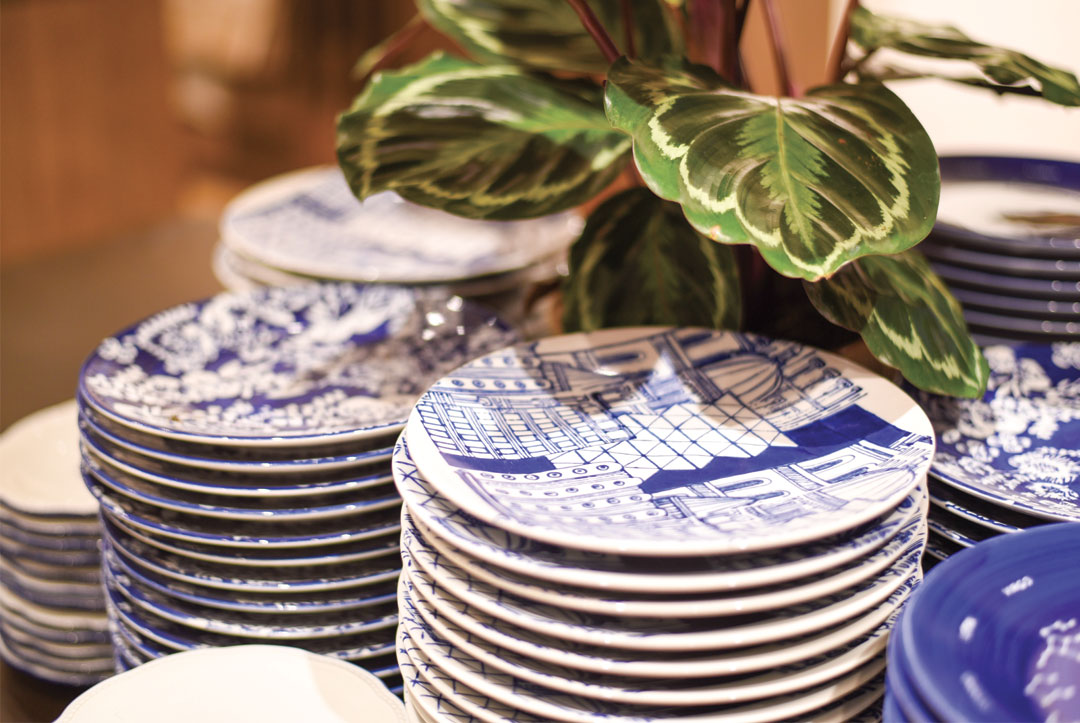 Bonjour Chiara Faves // Where to do home shopping in Doha - West Elm