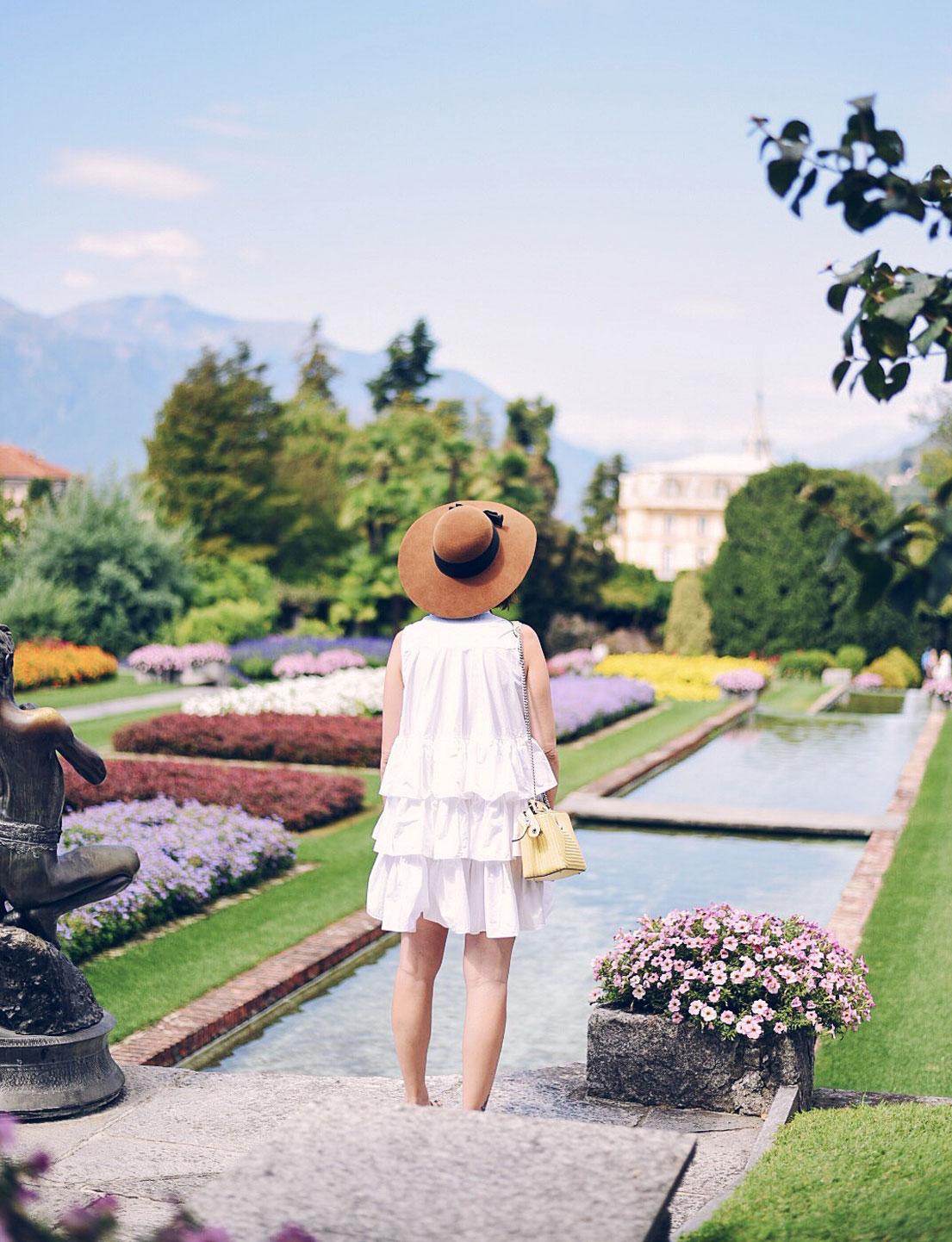 The Gardens of Villa Taranto And Isola Bella