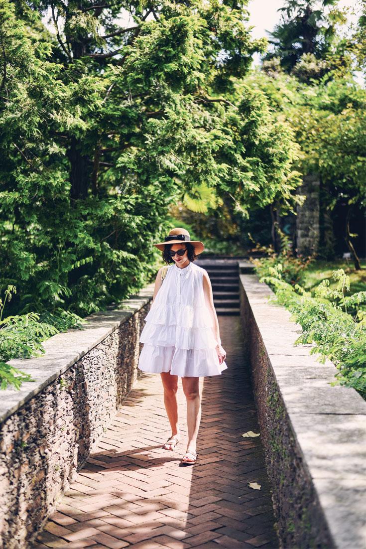 Bonjour Chiara Travel // discovering Lago Maggiore: Villa Taranto & Isola Bella
