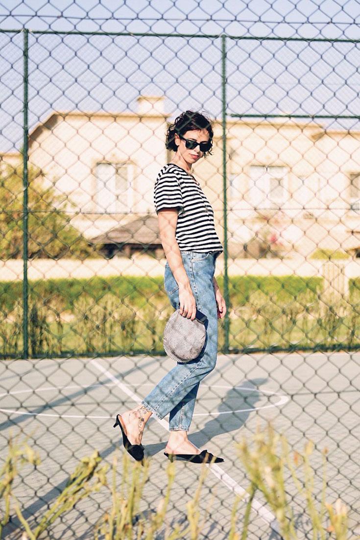 Le Garconne style - Bonjour Chiara