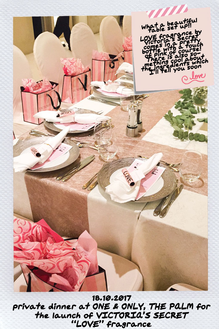 What Bonjour Chiara did this week #2 - Victoria's Secret' privare dinner, Khatt by Bilarabi launch event, Oktoberfest...