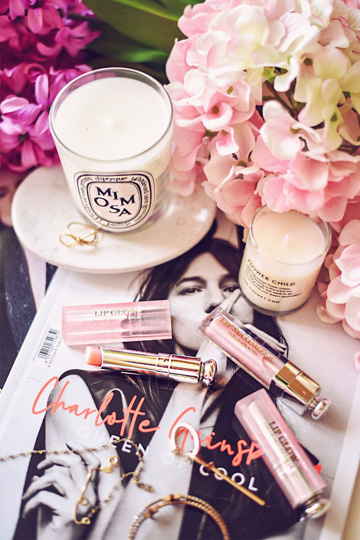 Am I A Crazy Lip Balm Addict? // Bonjour Chiara Beauty Talk