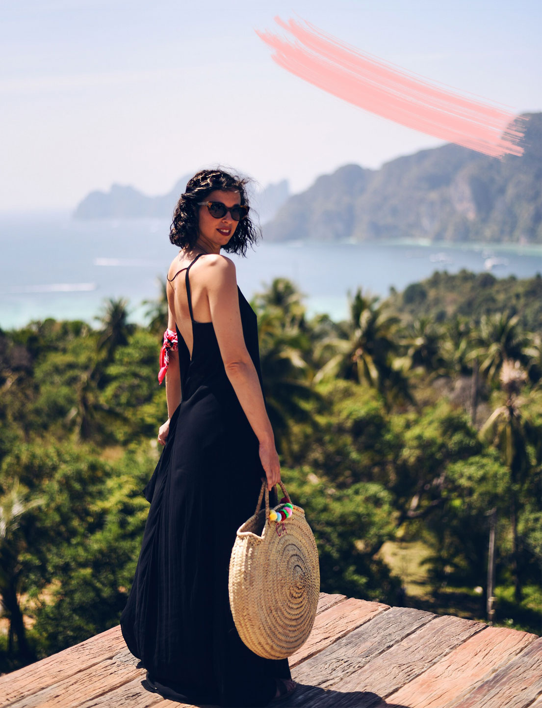 Travel Style Guide: What I Wore In Phuket