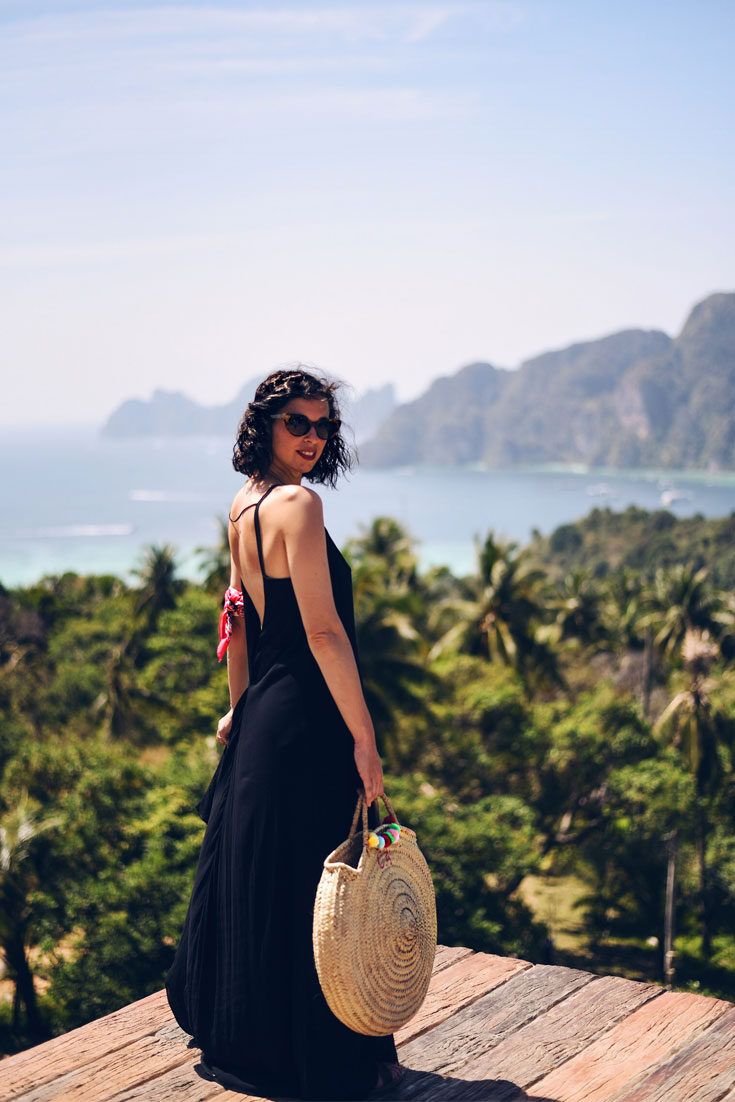 Travel Style Guide: what I packed for Phuket