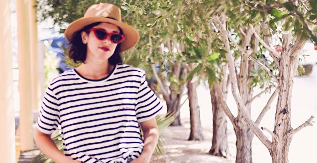 Friday In Dubai // Beach day at Kite beach and lunch at Park House #mydubai