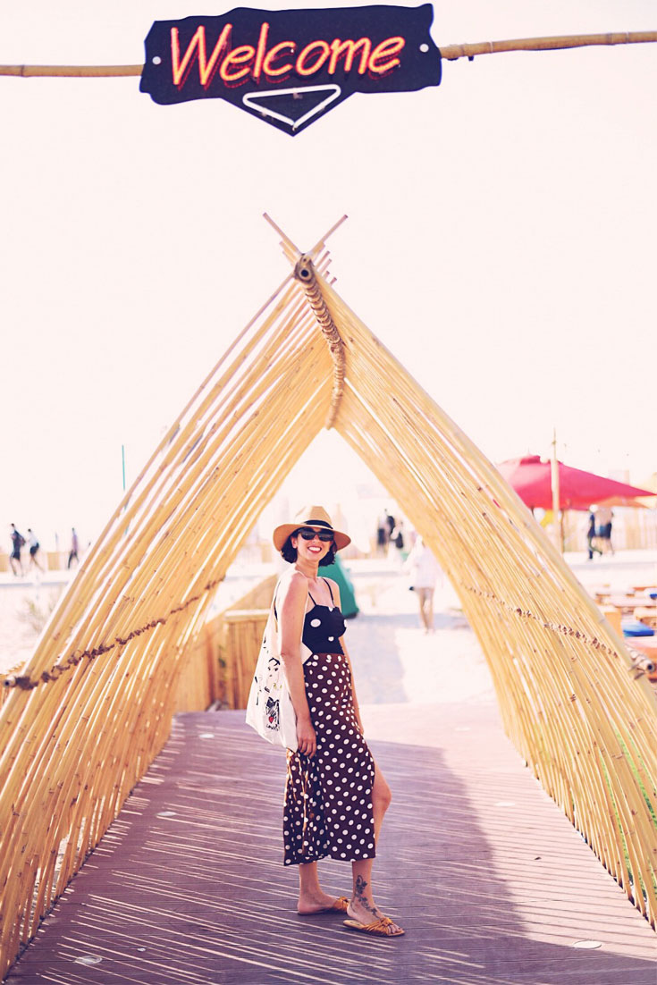 Mango Polka Dotted Midi Skirt - Oysho One Piece Swimsuit #mangogirls #Mango #Oysho