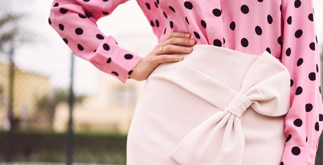 THE OUTFIT THAT INVOLVES A MAXI BOW SKIRT #maxibow #midiskirt