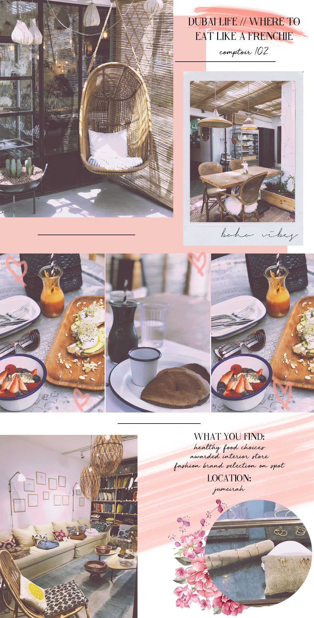 Where to eat like a French in Dubai: Comptoir 102 and La Cantine du Faubourg